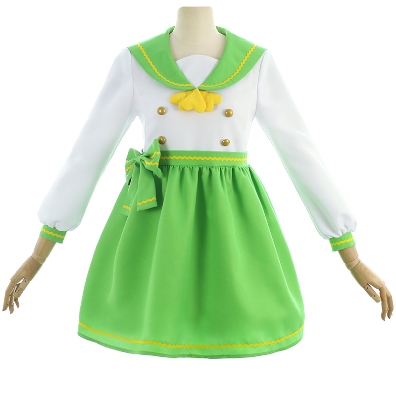 [Mar. STOCK] 2018 New Game Travel Frog Daily Uniform Cute Cosplay Costume Unisex Full Set S-XL For Holloween Free Shipping.