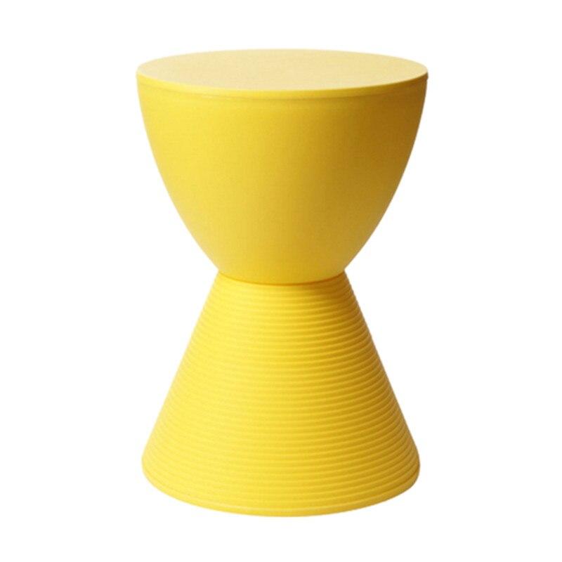 Tabouret de rangement en plastique solide économique tabourets de chaussure banc pour cuisine mode boîte de rangement salon canapé pas de pied chaise de rangement