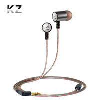 KZ ED3 Professional In Ear Earphone Metal Heavy Bass Sound Quality Music Earphone China S High