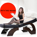 Ultra-luxuoso terapia térmica cama de massagem Com função de correção Da Coluna Vertebral de massagem Shiatsu Confortável para desfrutar de música/tb 211012