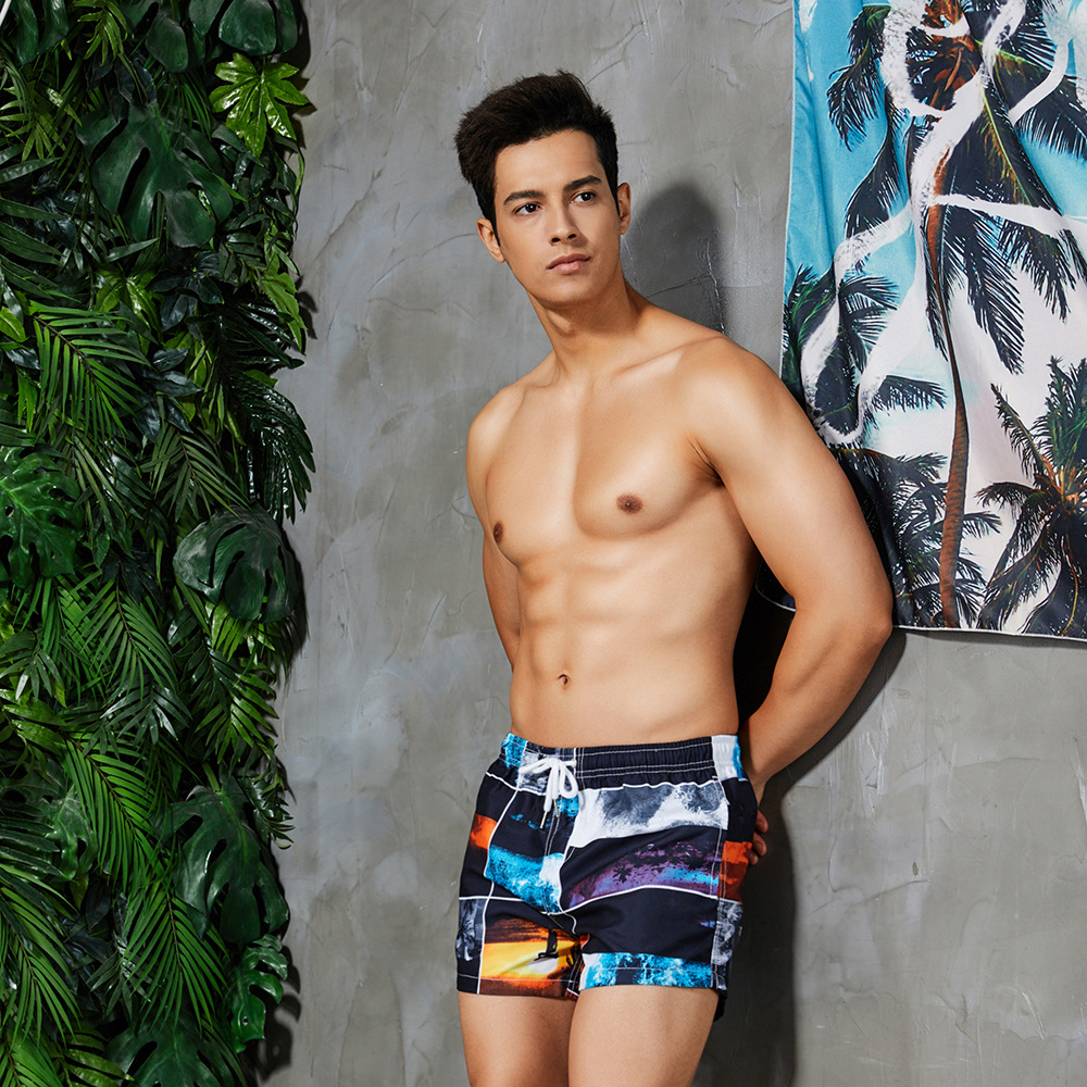 quick dry   board     shorts   swim mens swimwear surfing beach   short   de bain homme sunga masculina deportivo hombre zwemshort heren