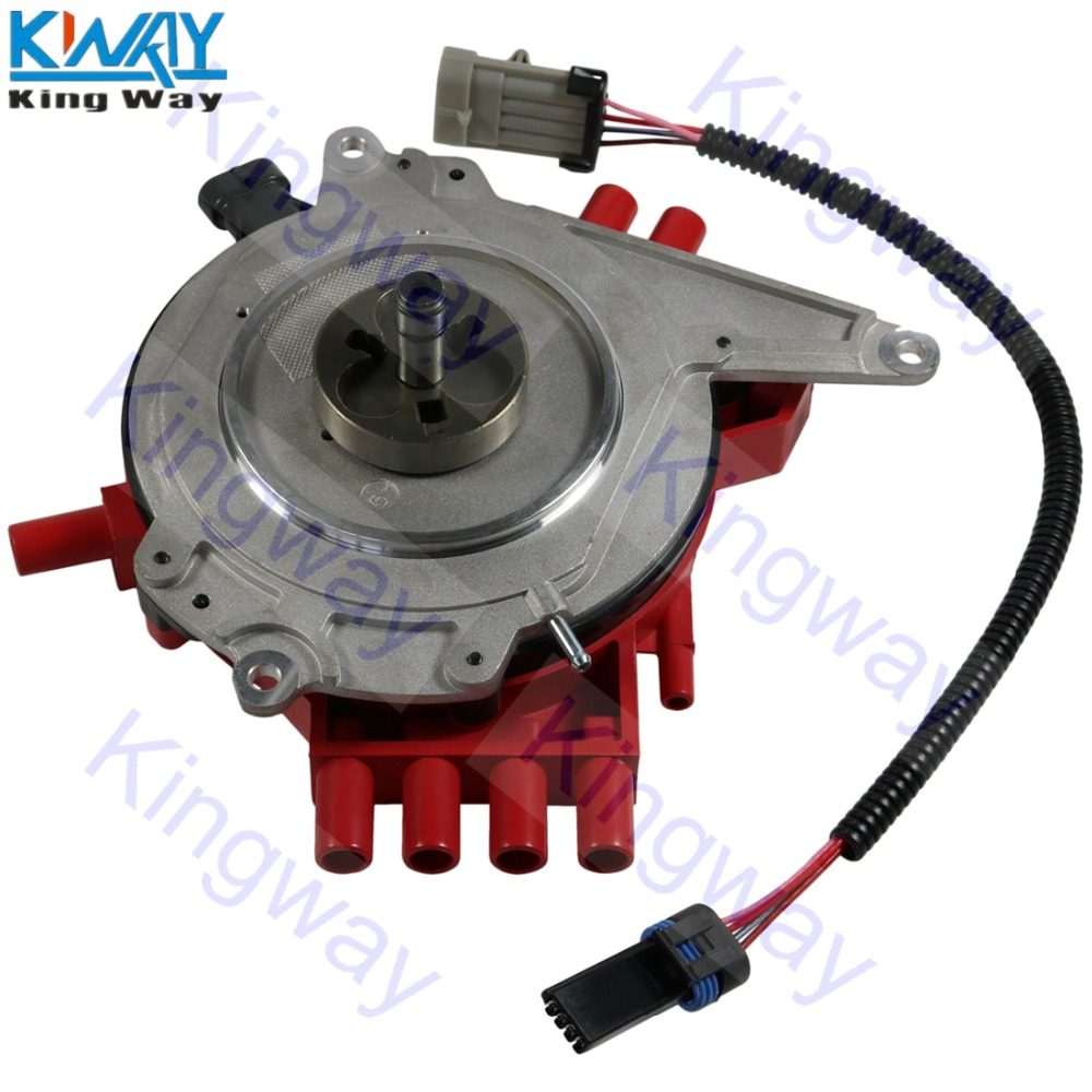 Harness Caprice Way-Ignition-Distributor Camaro Corvette Optispark For LT1 Chevy