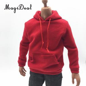 Image 3 - MagiDeal 1:6 Mensชุดเสื้อลำลองเสื้อกันหนาวสะโพกสำหรับ12 Dragon Action Figure