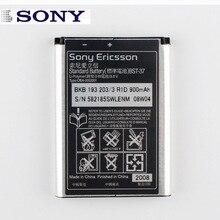 Original High Capacity BST-37 Phone Battery For Sony Ericsson K200c J100i W550i K600i K758i Z300i W710i J220c 900mAh