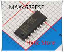 NEW 10PCS/LOT MAX4639ESE MAX4639 SOP-16 IC