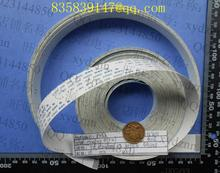 FFC cable 1.25 pitch-14pin-3000mm-B  reverse  path versatile flat cable ROHS customization is obtainable