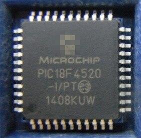 Image 1 - 10/PCS LOT PIC18F4520 I/PT PIC18F4520 TQFP44 NEW
