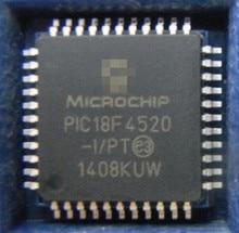 10/個ロット PIC18F4520 I/PT PIC18F4520 TQFP44 新