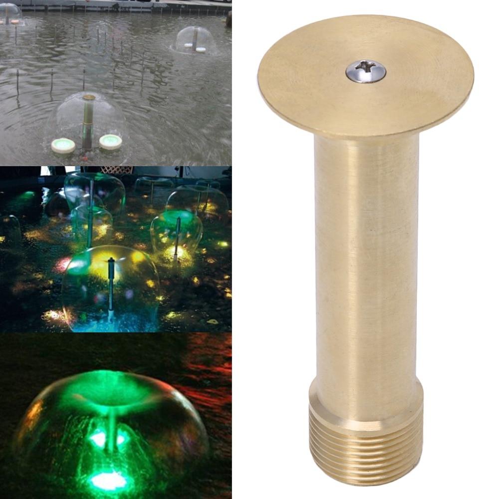 1% 2F2% 22 DN15 3% 2F4% 22 DN20 латунь пруд полусферический фонтан сопло пруд спрей насадка