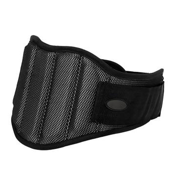 WorthWhile Gym Fitness Waist Belt for Weightlifting Accessories Slim Training Lumbar Brace Protector Bodybuilding Waist Trainer 2