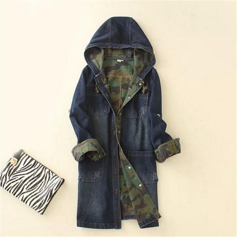 Popular Hooded Denim Jacket-Buy Cheap Hooded Denim Jacket lots ...
