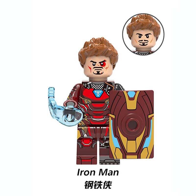 XH-942    Iron Man