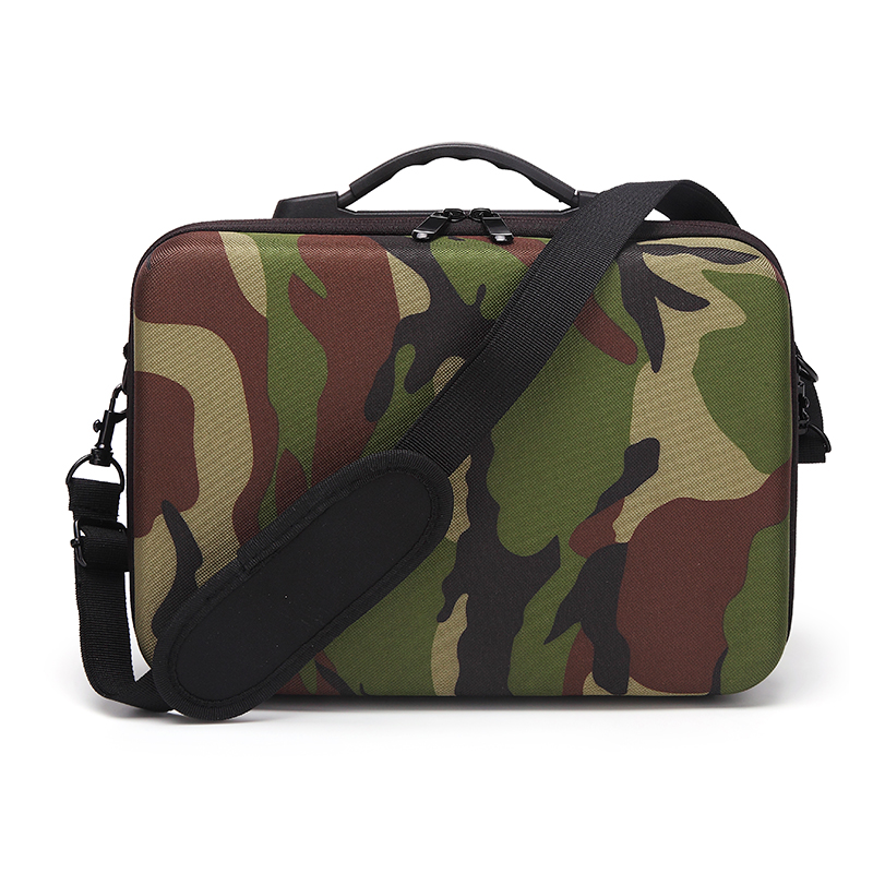 Professional Drone Bag For DJI Tello Camouflage Waterproof Handbag EVA Drop-proof Hard Drone Case Portable Drone Holders For DJI