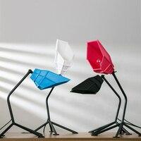 Лампы для мотоциклов Foscarini Италия город лампа Настольные лампы минималистский моды исследования кровать лампы многоцветный настольные лам