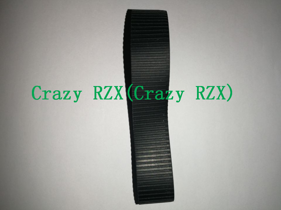 New Original LENS Genuine Zoom + Focus Grip Rubber Ring For Nikon AF-S For NIKKOR 24-70mm 24-70 Mm 1:2.8 G ED Repair Part