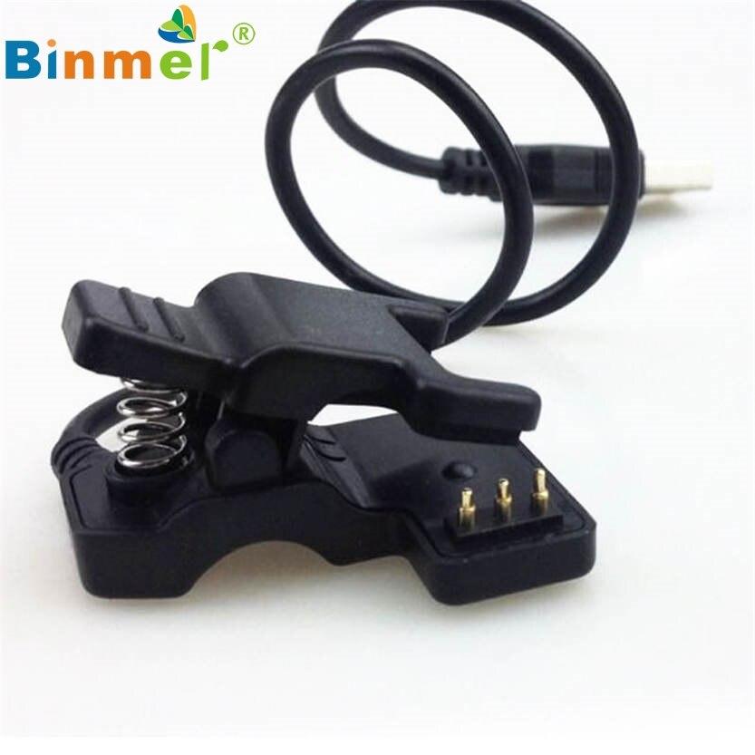 Binmer оригинальный зарядка через USB кабель для TW64 SmartBand Браслет зарядки tw07 Зарядное устройство Sep 06