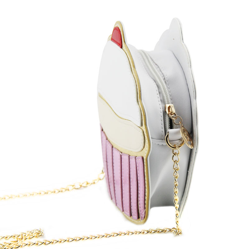 mulheres bonitos bolsas bolsa cadeia Tipo de Estampa : Geométrica