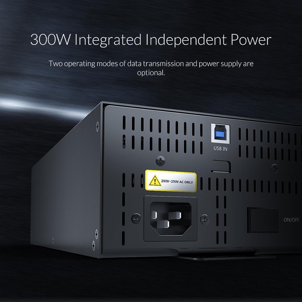 Image 4 - ORICO 30 Ports Industrial USB2.0 Hub for TF SD Card Reader U disk Data Test Batch Copy   Blackusb2.0 hubhub portport hub -