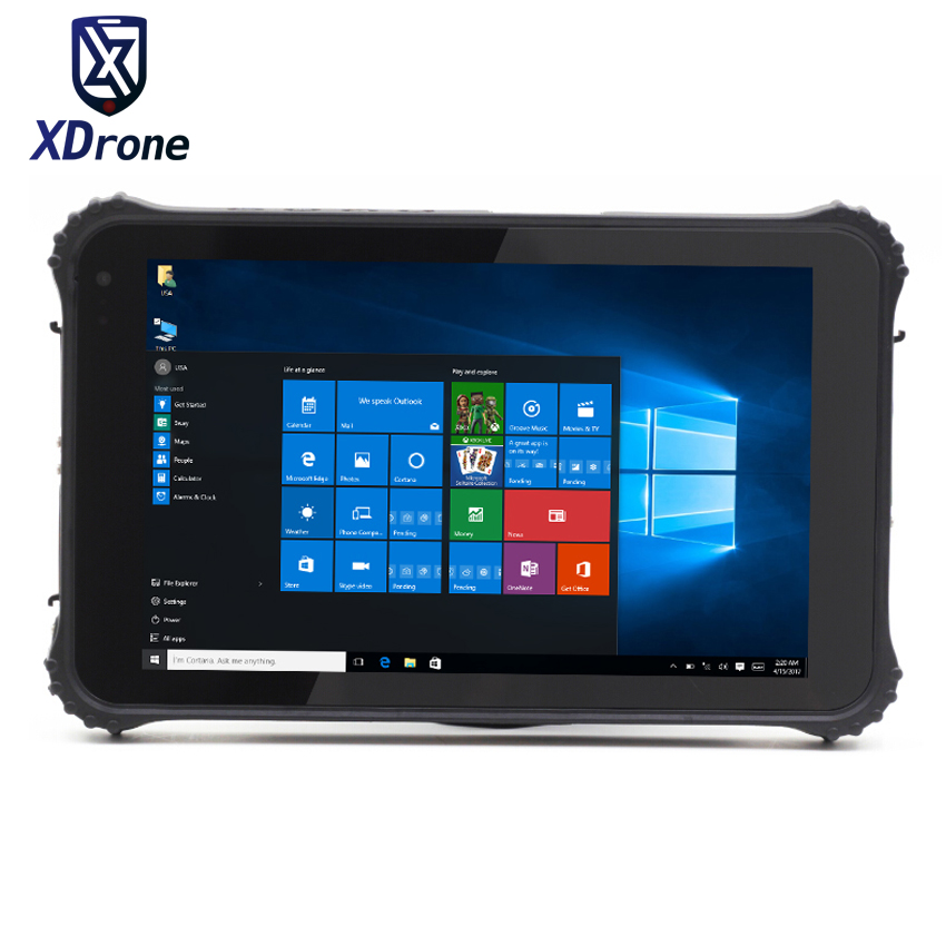 Original Kcosit K82 Industrial Tablet PC Windows 10 Home Waterproof Shockproof 8