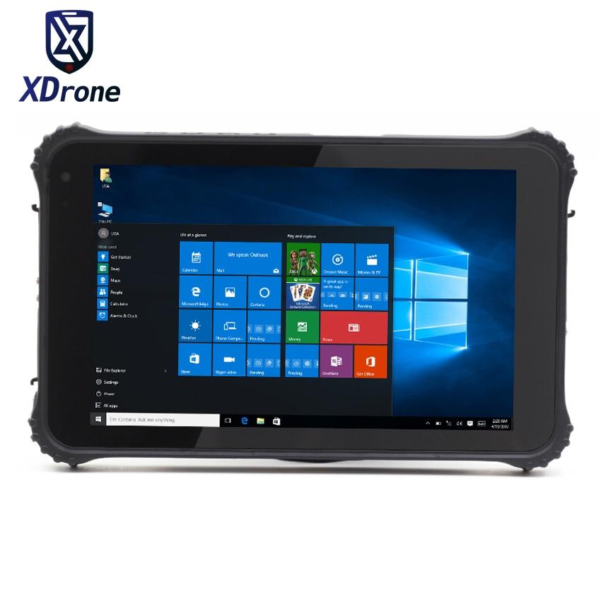 Original Kcosit K82 Industrial Tablet PC Windows 10 Home Waterproof Shockproof 8