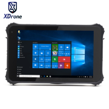 "Original Kcosit K82 industrial Tablet PC Windows 10 Home Impermeable A Prueba de Choques de 8 ""toque 1280×800 HDMI 3G GPS Escáner de códigos de Barras 1D"