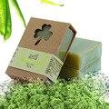 100g Orgánica Matcha Polvo de Té Verde Jabón Hecho A Mano Jabón Eliminar el Acné Blanqueamiento Limpieza Hidratante Limpieza Baño De Jabón en Barra