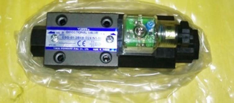 YUKEN hydraulic valve DSG-01-2B4B-D24-N1-50 high pressure valve