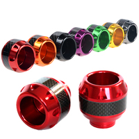 Universal Motorcycle Front Wheel Shock Drop Resistance Cup Front Fork Drop Resistance Anti Drop Parts For