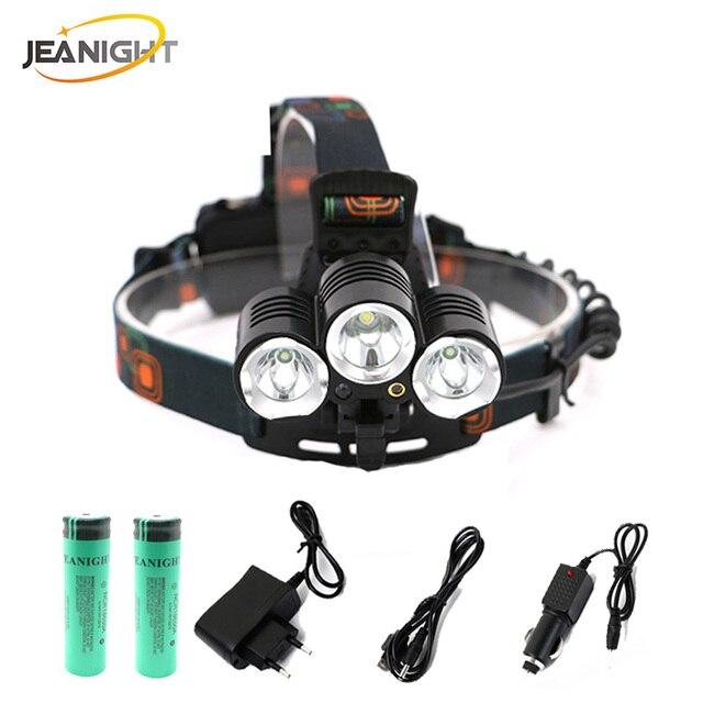 led headlamp t6 2r5 infrared head laser flashlight flashlights