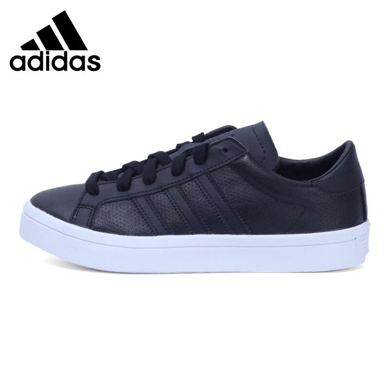 Original New Arrival 2017 Adidas Originals COURTVANTAGE Unisex Skateboarding Shoes Sneakers original new arrival 2016 adidas originals unisex skateboarding shoes sneakers free shipping