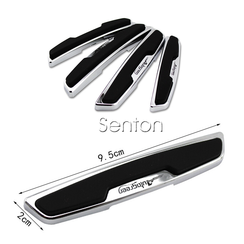 Car Door Protector Sticker Styling For Mitsubishi ASX Lancer 10 9 Outlander Pajero For Suzuki Swift Grand Vitara SX4 Vitara for mitsubishi asx lancer 10 9 outlander pajero sport colt carisma canbus l200 w5w t10 5630 smd car led clearance parking light