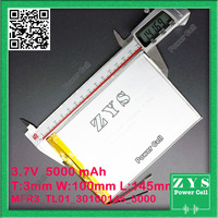 SafetyPacking Lavel4 3 7v 5000mAH Compatible 35100145 7000 MAh Li Ion Battery For Tablet Pc 9