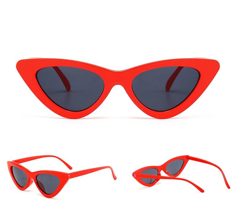 cute sexy retro cat eye sunglasses women small 0310 details (6)