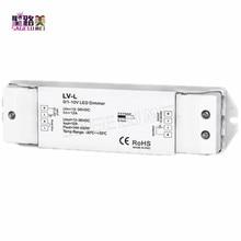 DC12V-36V 0/1-10V Led Dimmen Driver 1 Channel 0/1-10V Input, 1CH Pwm Constante Spanning Cv 12A Uitgang Led Dimmer Controller