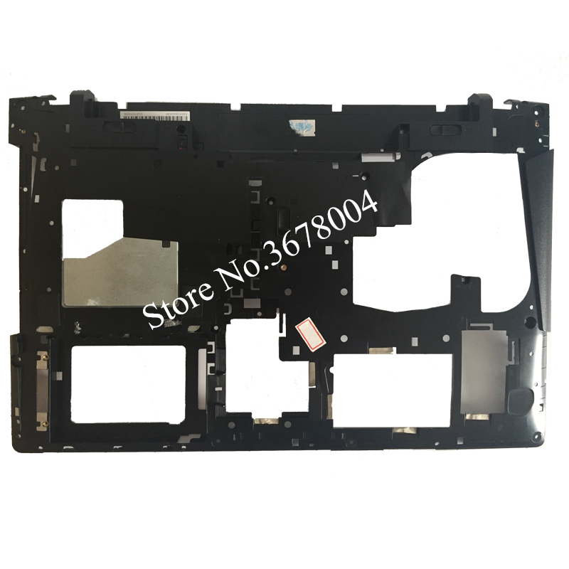 New Laptop Bottom Base <font><b>Case</b></font> Cover For <font><b>Lenovo</b></font> Y510P <font><b>Y500</b></font> Black image