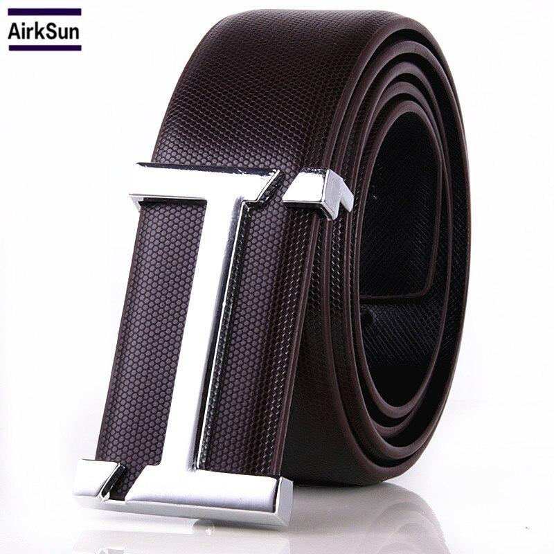 2017 H Designer belts men of high quality men Leather Belt Buckle ceinture  Homme Mens belts belt|belt belt|belt designerdesigner belts - AliExpress