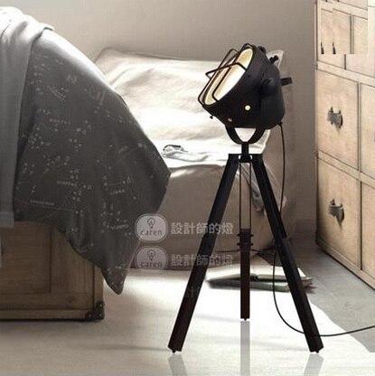 italiaanse stijl statief vloerlamp staande lampen antieke slaapkamer ...