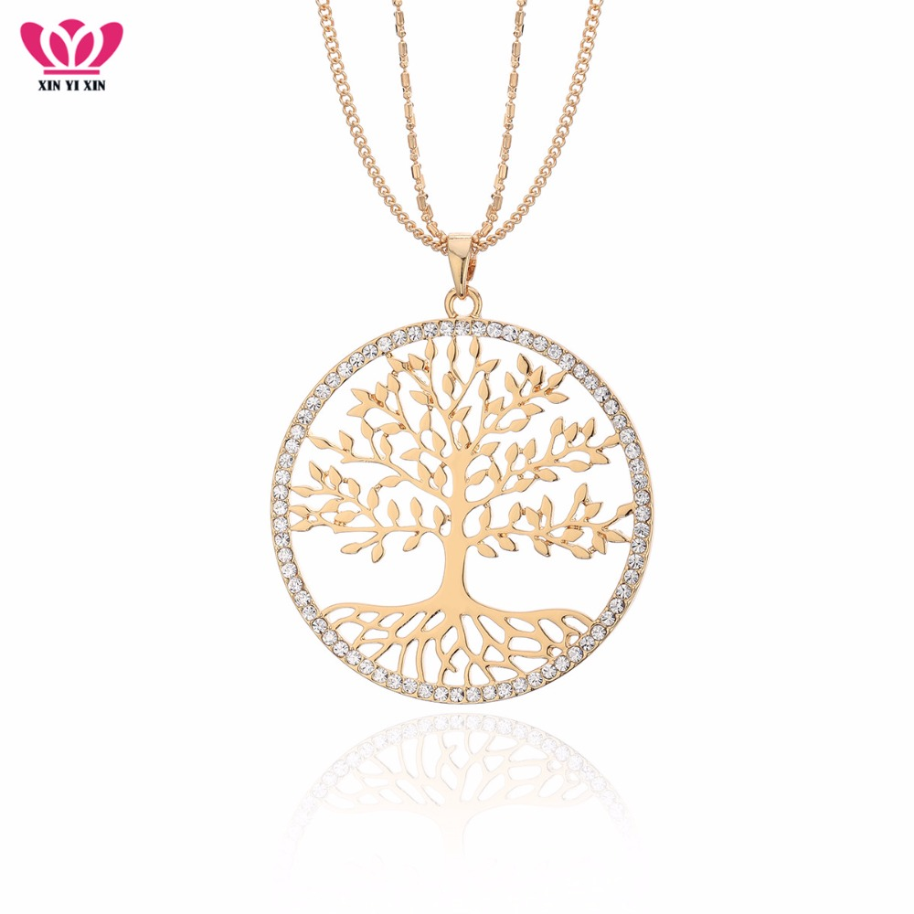 Aliexpress Com Buy Wholesale Tree Of Life Pendant Round
