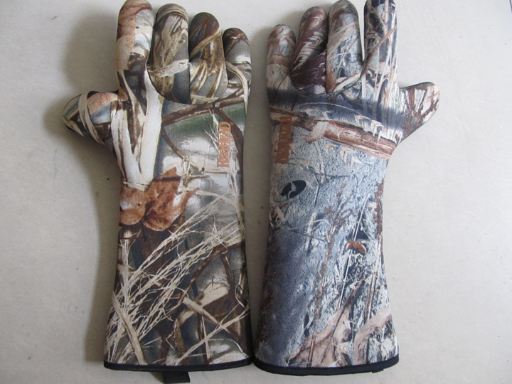cow grain leather working gloves elastic fabric back protecting safety genuine leather gloves printed style