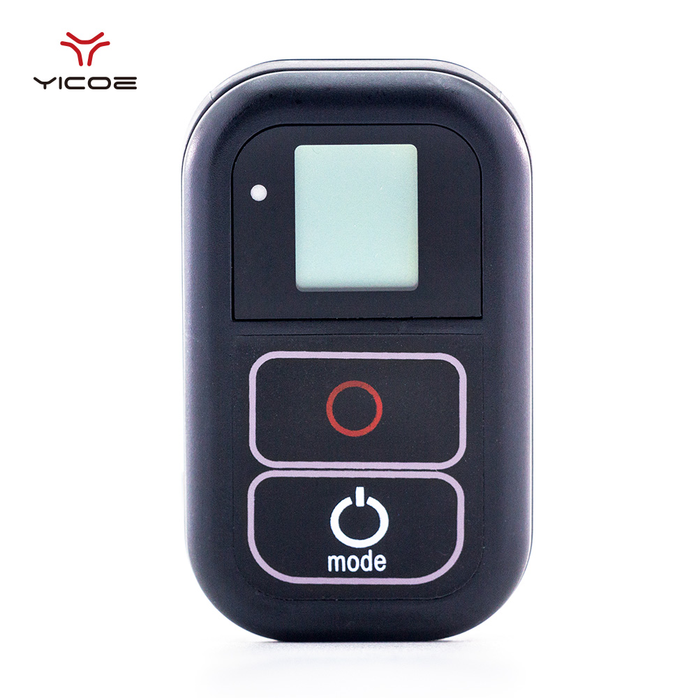 Kit télécommande WIFI sans fil fixation sangle câble noir de contrôle USB pour Gopro Hero 6/5/4/3 + accessoires caméra Sport Action