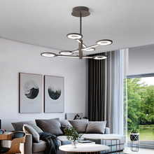 Modern led chandelier For livingroom bedroom Nordic Chandelier lighting Creative lustre suspension moderne modern