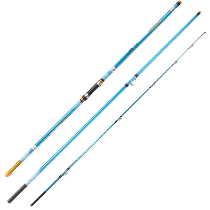 Export vectoy surf LR 4.2M 3 sections carbon fiber Distance Throwing surfcasting fishing rod Intervene throw Anchor rod