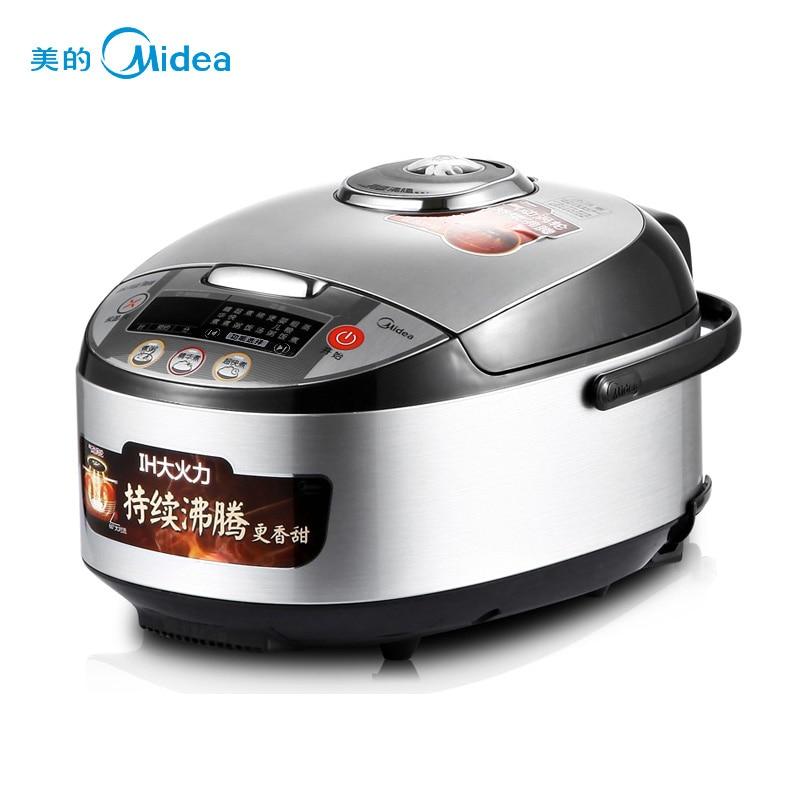 Midea mb fs4088 риса Плита IH интеллектуальные Хранение синхронизации 4l/5l Micro Давление риса Плита Пособия по кулинарии Техника для кухни