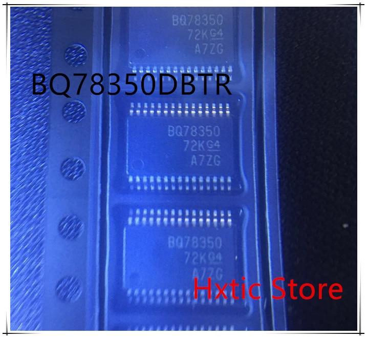 10pcs lot BQ78350 BQ78350D BQ78350DBTR IC