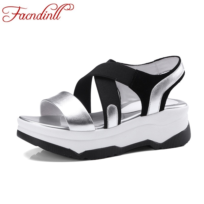 fashion sandals ladies casual dress shoes 2018 summer sandals women wedges high heels platform sandals cross-strap beach sandals facndinll new women summer sandals 2018 ladies summer wedges high heel fashion casual leather sandals platform date party shoes