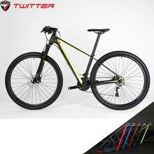 Hot sale Super Light Full Carbon Fiber MTB Complete Mountain Bike 30Speed Oil Brake 29er 11