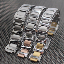 Watch Accessories 9mm 11mm 12mm Stainless Steel Strap Metal Watchbands Bracelets