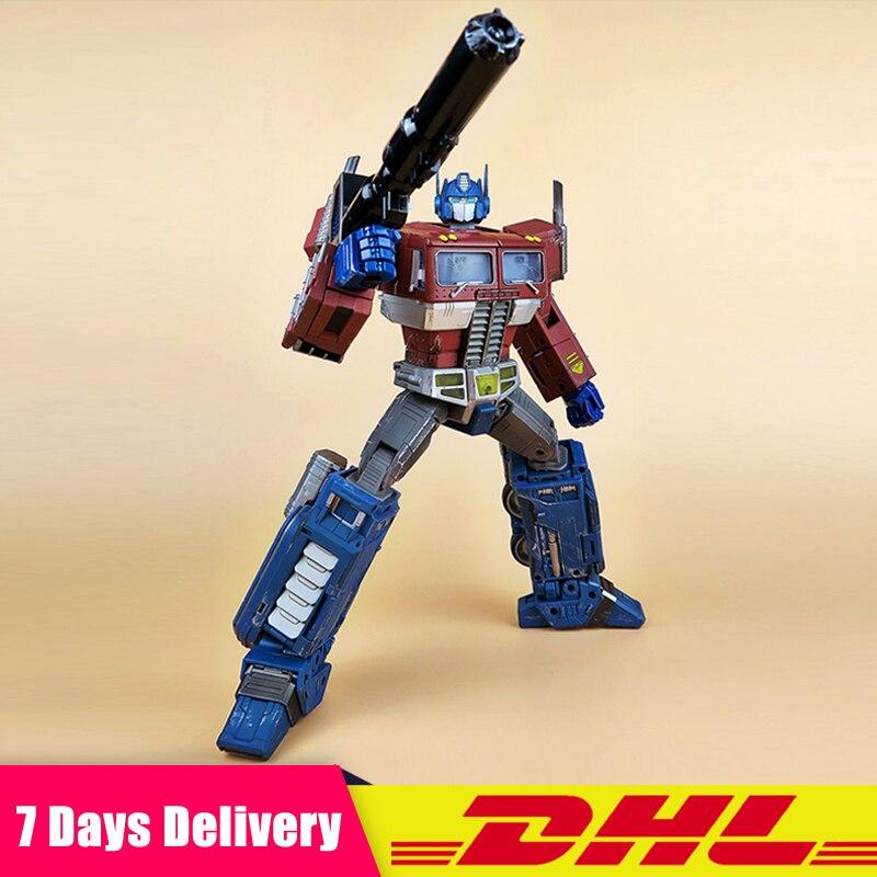 все цены на WJ WeiJiang DHL G1 Transformation OP Commander Battle Damage MPP10D Alloy Diecast Masterpiece Collection Figure Robot Toys онлайн