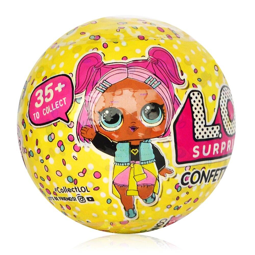 Surprise LOL Dolls Confetti Egg 18