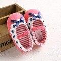 O Envio gratuito de 2016 de Outono Sapatos de Bebê Doce Lolita Sapatos Da Criança Meninas Princesa Sapatos Único 11 CM 12 CM 13 CM G1084
